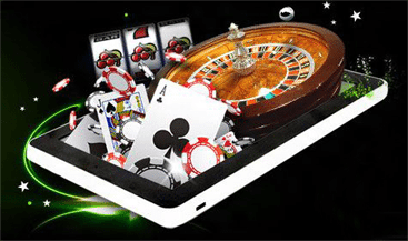 Roulette iPad