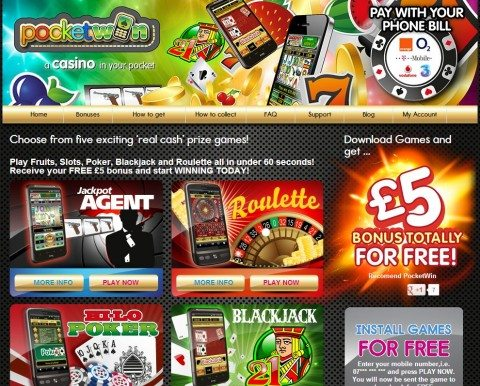 casino free bonus pocketwin-ss1