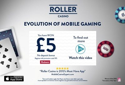 Mobile Poker Bonus Offer