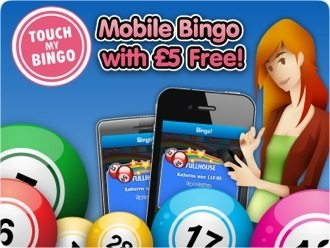 Free Mobile Bingo Games No Deposit | Win Real Money | TouchMyBingo